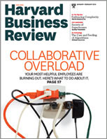 Harvard Business Review Fév. 2016